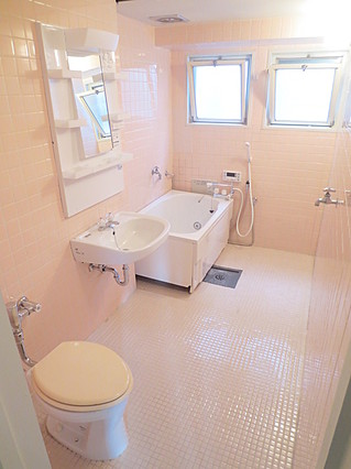 「SEASON嵐山」バスルーム